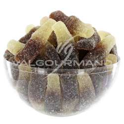 Bouteilles cola candie - 1kg en stock