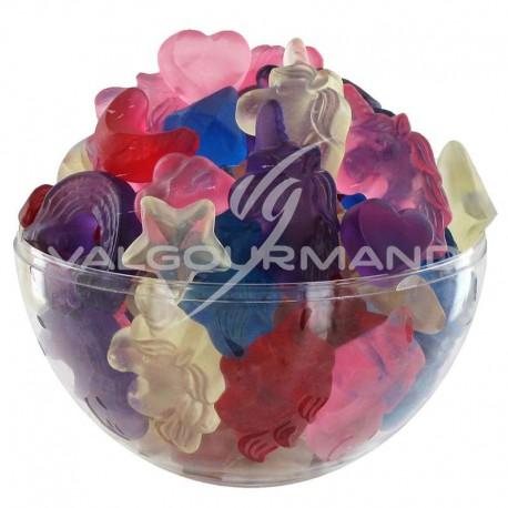 Love Licorne HARIBO - 1kg