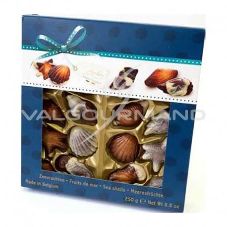 Fruits de mer praliné - boîte de 250g