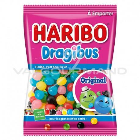 Dragibus HARIBO 120g - 30 sachets
