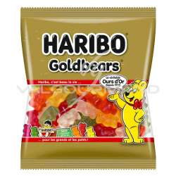 Ours d'Or Goldbears HARIBO 120g - 30 sachets