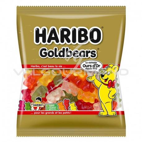 Ours d'Or Goldbears HARIBO 120g - 30 sachets (0.99€ le sachet !)