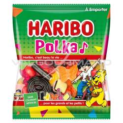 Polka HARIBO 120g - 30 sachets (0.99€ le sachet !)