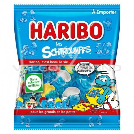 Schtroumpfs HARIBO 120g - 30 sachets