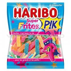 Super Frites pik HARIBO 120g - 30 sachets (0.99€ le sachet !)