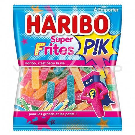Super Frites pik HARIBO 120g - 30 sachets