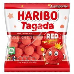 Fraises tagada HARIBO 120g - 30 sachets (0.99€ le sachet !) en stock