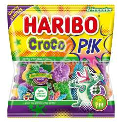 Croco pik HARIBO 120g - 30 sachets (0.99€ le sachet !) en stock