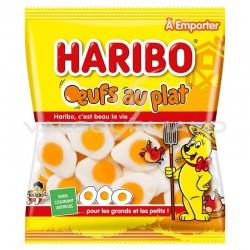 Oeufs au plat HARIBO 120g - 30 sachets (0.99€ le sachet !)
