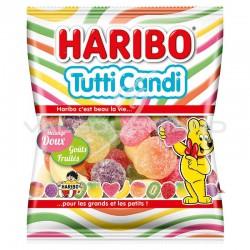 Tutti candi HARIBO 100g - 30 sachets (0.99€ le sachet !) en stock