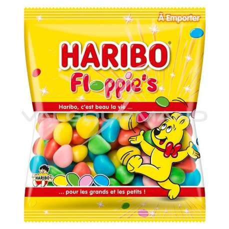 Floppies HARIBO 120g - 30 sachets