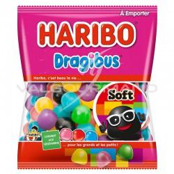 Dragibus soft HARIBO 120g - 30 sachets (0.99€ le sachet !)