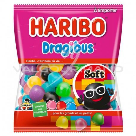 Dragibus soft HARIBO 120g - 30 sachets