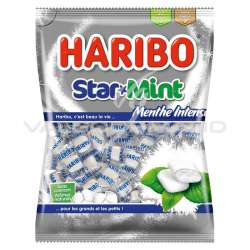 Starmint menthe intense HARIBO 100g - 30 sachets (0.99€ le sachet !) en stock