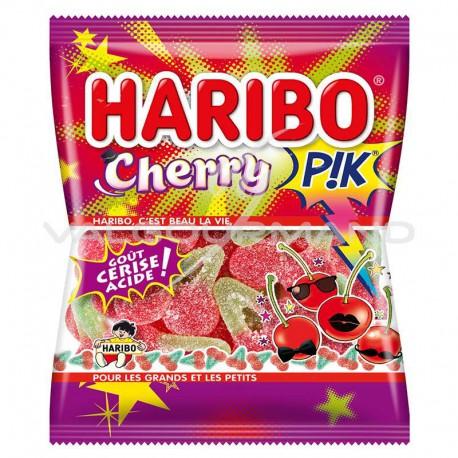 Cerise Cherry pik HARIBO 120g - 30 sachets