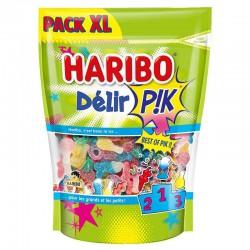 Délir pik HARIBO - Doypack de 750g *** EXCLUSIF VALGOURMAND *** en stock