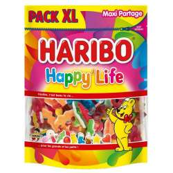 Happy Life HARIBO - Doypack de 750g *** EXCLUSIF VALGOURMAND *** en stock