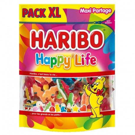 Happy life HARIBO - Doypack de 750g *** EXCLUSIF VALGOURMAND ***