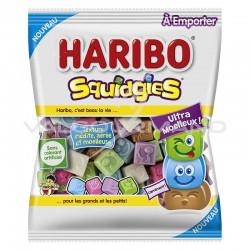 Squidgies HARIBO 100g - 30 sachets en stock