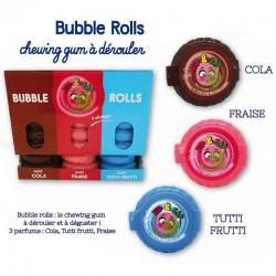 Bubble rolls au mètre - boîte de 24