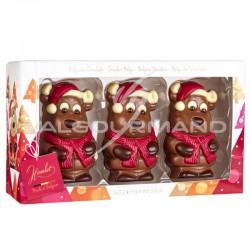 Elan Jules en chocolat au lait - boîte de 3 - 165g en stock