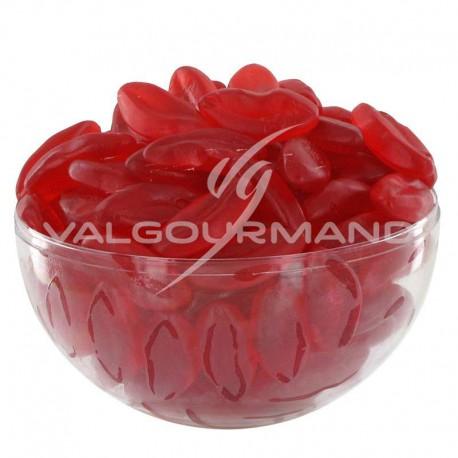 Lèvres mini lisses - 1kg
