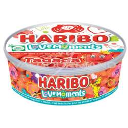Tagada Love Moments HARIBO - tubo de 400g en stock