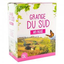 Bib 5L vin rosé Grange du Sud VPCE en stock