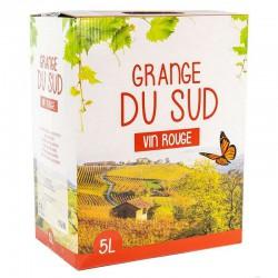 Bib 5L vin rouge Grange du Sud VPCE en stock