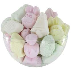Assortiment de tendres meringues - 1kg en stock