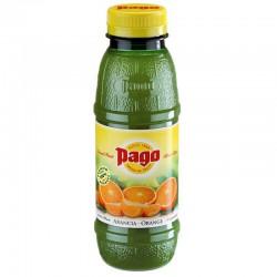 Pago orange 100% jus abc Pet 33cl - 12 bouteilles en stock