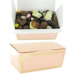 Chocolats de Pâques assortis - ballotin de 600g en stock