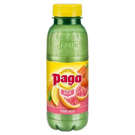 Pago pink ace Pet 33cl - 12 bouteilles