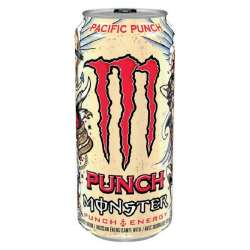 Monster Pacific punch 50cl - 12 canettes