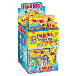Croco pik HARIBO 40g - 30 sachets