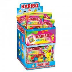 Happy Life HARIBO 40g - 30 sachets en stock