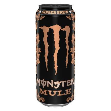 Monster Mule 50cl - 12 canettes