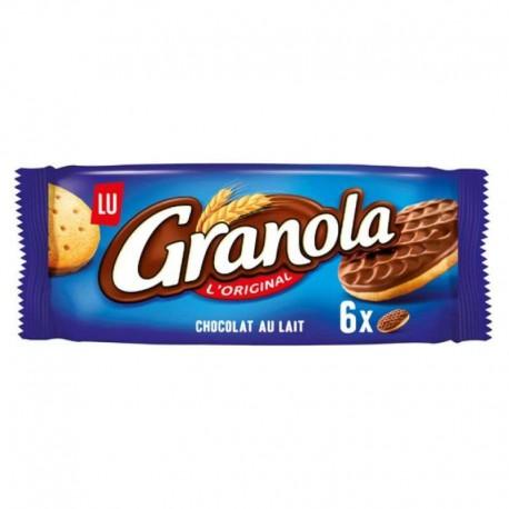 Granola pocket 75g - 30 étuis