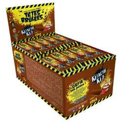 Têtes Brûlées barres Kitache Ki cola - boîte de 150