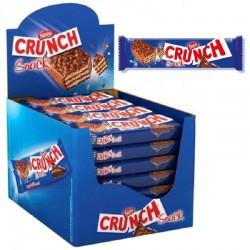 Crunch snack 33g Déstockage DLUO 05/2021 - boîte de 30 en stock