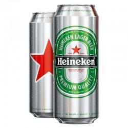 Heineken boite 50cl (6 packs x 4) en stock