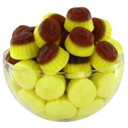 Flans caramel - 1kg en stock