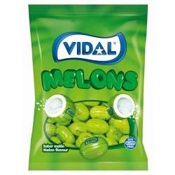 Bubble gum melon 100g - 14 sachets en stock