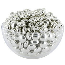 Mini confettis ARGENT brillant - 200g