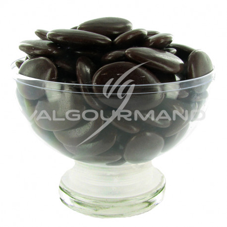 Dragées Avola dauphine (45% amande) CHOCOLAT brillant - 500g