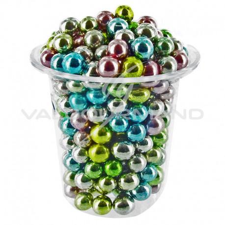 Perles multicolores sucrées - sachet de 250g