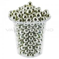 Perles argentées sucrées - sachet de 250g