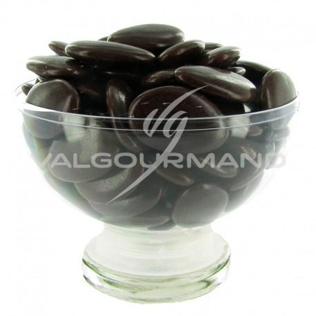 Dragées chocolat 54% col. CHOCOLAT - 1kg