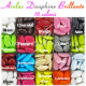 Dragées Avola dauphine (45% amande) VERT ANIS brillant - 500g