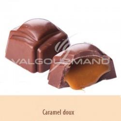 Chocolats au lait et caramel doux - boîte de 1.200kg